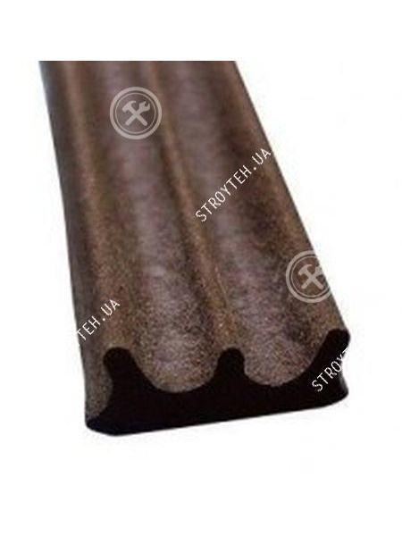 Stomil Sanok E150 Уплотнитель самоклеющийся (коричневый)