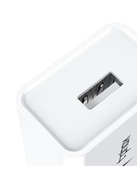 Сетевое зарядное устройство T-PHOX Mini 12W 2.4A + Micro cable 1.2m White