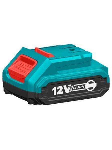 Аккумулятор TOTAL TBLI12151 Li-ion 12В, 1.5А