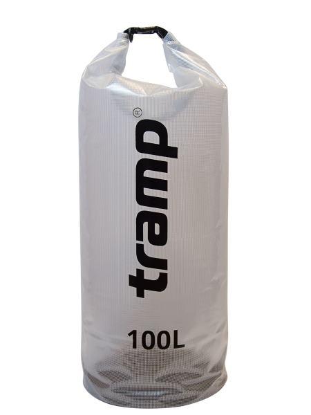 Гермомешок прозрачный Tramp 100л (TRA-109)