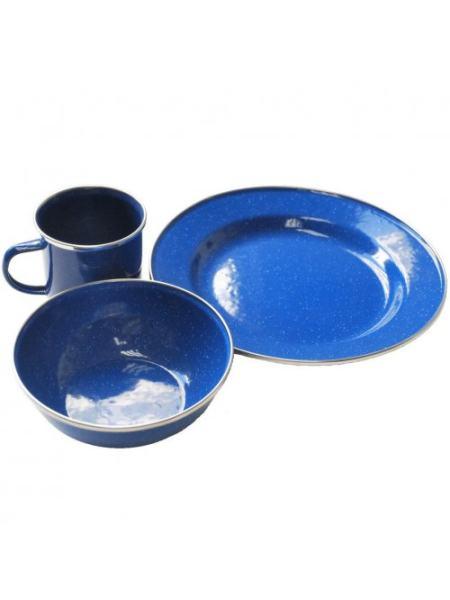 Набор посуды эмалированой Tramp TRC-074 (TRC-074)