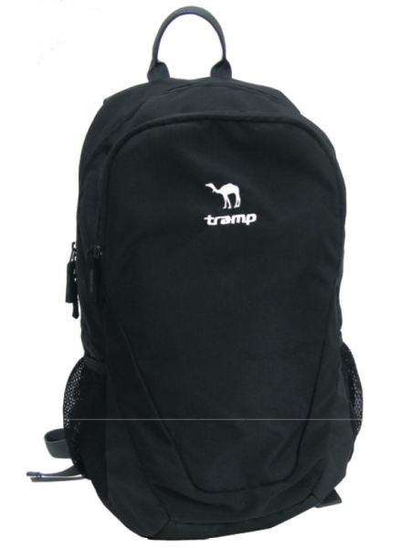Рюкзак Tramp City-22 (черный) (TRP-020)