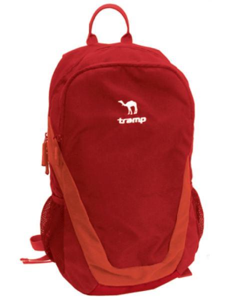 Рюкзак Tramp City-22 (красный) (TRP-022)