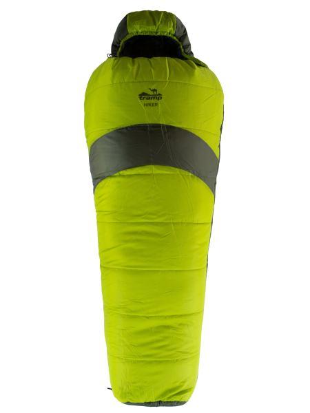 Спальный мешок Tramp Hiker Regular кокон левый TRS-051-L (TRS-051R-L)