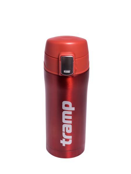 Термос Tramp 0,35 л красный металлик TRC-106-red (TRC-106-red)