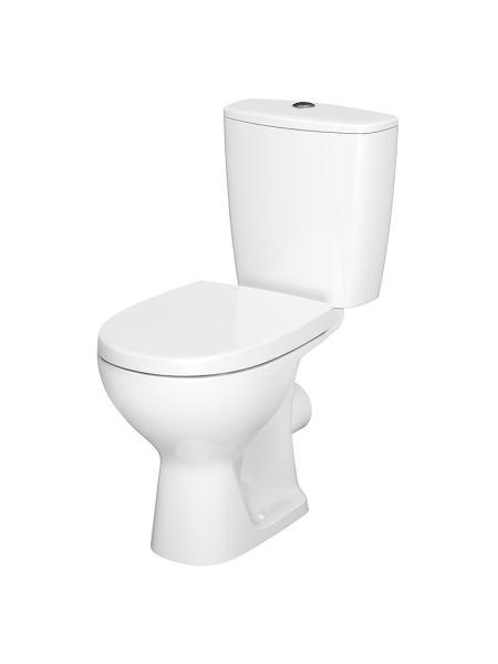 Унитаз Arteco Clean On с полипропиленовым сиденьем Cersanit 639/658