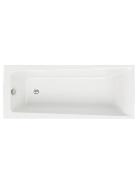 Акриловая ванна Lorena 170x70 с ножками Cersanit