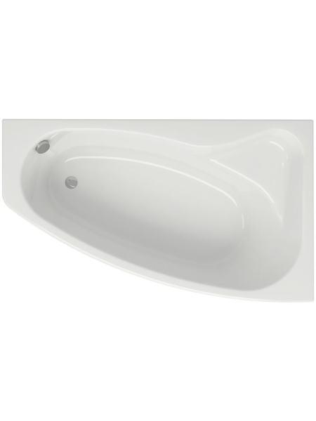 Акриловая ванна Sicilia 150х100 правая Cersanit