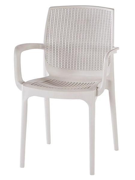 Кресло VIOLET HOUSE 0901 CAPPUCHINO Ротанг