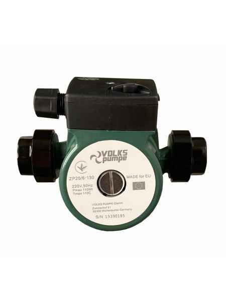 Насос циркуляционный VOLKS pumpe  ZP25/6 130мм + гайки