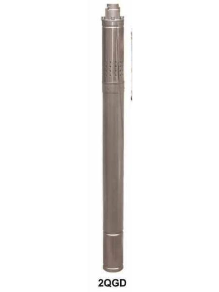 Насос скважинный шнековый  VOLKS pumpe  2QGD 1-48-0,25кВт 2 дюйма! + кабель 15м