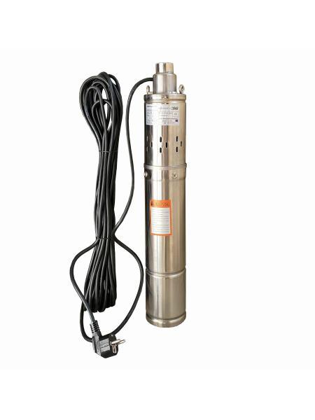 Насос скважинный шнековый  VOLKS pumpe  3,5 QGD 1-50-0,37кВт 3,5 дюйма! + кабель 15м