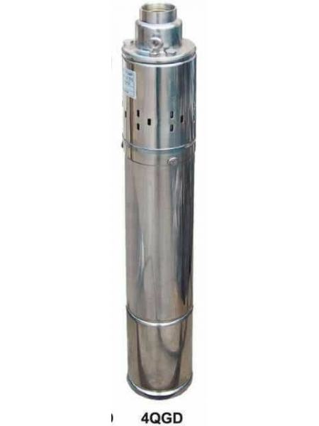 Насос скважинный шнековый  VOLKS pumpe  4 QGD 1,2-50-0,37кВт +кабель 15м