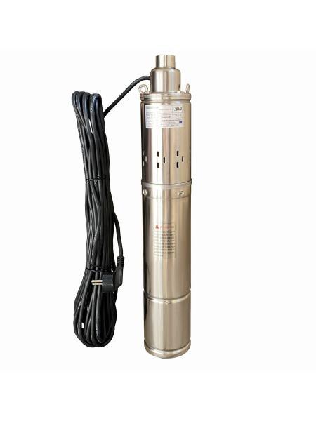 Насос скважинный шнековый  VOLKS pumpe  4 QGD 2,5-60-0,75кВт  + кабель 15м
