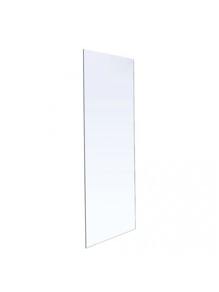 Стенка Walk-In 80*190см, каленое прозрачное стекло 8мм
