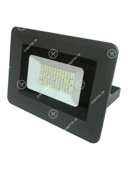 WORK'S FL30S-S SMD Прожектор LED 30Вт с датчиком движения