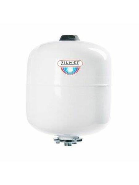 Гидроаккумулятор cо сменной мембраной   12л ZILMET HY-PRO 10bar, белый